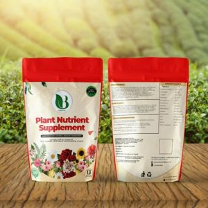 Plant Nutrient Supplement
